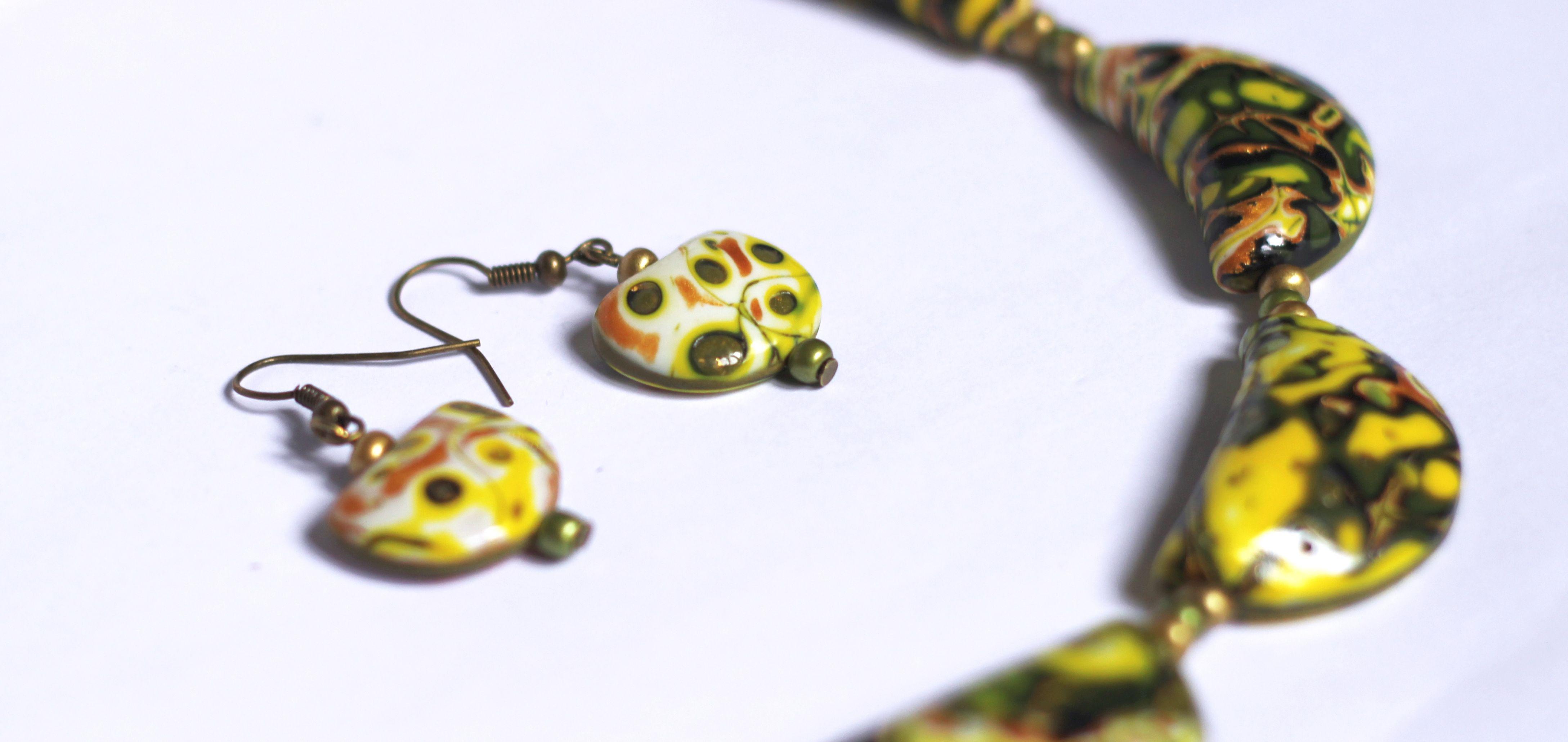 Mokume-gane-folded-bead-cercei